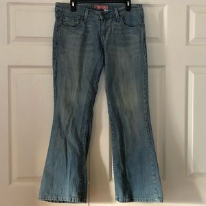 Levi's Jeans - 🔥Levi's Too Superlow Flare Jeans 13 low rise